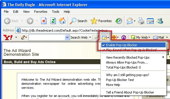 The Ad Wizard - Book, Build and Buy Display Ads